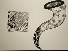 Horn of Plenty (MissLid) Tags: zendoodle zentangleinspiredart