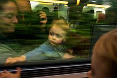 . (krameroneill) Tags: family baby france train xpro brittany bretagne fujifilm bb sncf 2016