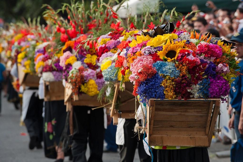 Feria las Flores