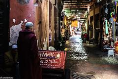 Marrakech Medina (ToT le MoT) Tags: street people morocco marrakech medina suq