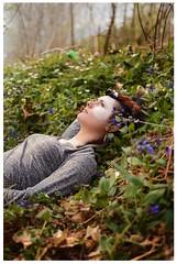 Bird's soul (Lise Hdx) Tags: wild portrait nature girl hope femme dream tribal zen dreams rve