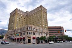 Ben Lomond Hotel (Great Salt Lake Images) Tags: city urban utah ogden 25thstreet washingtonboulevard photowalking benlomondhotel