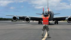 160620-Z-IX631-184 (Hawaii Air National Guard) Tags: hawaii us unitedstates return deployment kc135 hawaiiairnationalguard jointbasepearlharborhickam 203rdars operationinherentresolve