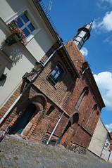 Hospitalkapelle St. Laurentius (steffenz) Tags: germany deutschland lenstagged sony 12mm brandenburg walimex neuruppin 2016 nex samyang steffenzahn nex6 samyang12mm walimex12mm walimexpro12mm120ncscse