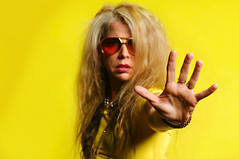 Guitar Hand (Studio d'Xavier) Tags: portrait musician yellow rockroll marynell strobist guitarhand