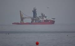 Normand Maximus (MotbakkeMartin (Martin H-N)) Tags: construction offshore large vessel maximus normand vard saipem subsea oscv