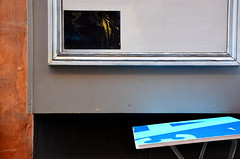 A3 (Jean-Luc Lopoldi) Tags: wall frame mur cadre abstrait gomtrique