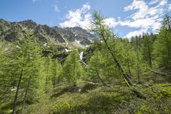 Cascata (Mauro_Amoroso) Tags: blue lake nature nikon adventures nationalgeographic waterscapes moutnain natgeo nital arpy nikonlandscape lagodarpy nikonitalia volgopiemonte mauroamorosoadventures