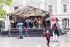 366 Project 2 - 2016 (dorsetpeach) Tags: rain festival umbrella folk stage dorset 365 folkfestival 2016 366 wimborneminster aphotoadayforayear 366project second365project wimborneminsterfolkfestival wikkaman