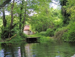 Macedonia (Struga-St Naum Springs) Hidden church