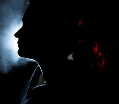 Smoke.   #smoke #selfportrait #sideview #rim #lighting #canon #camera #photography #colors #silhouette (Jia9) Tags: lighting camera selfportrait colors silhouette canon photography smoke rim sideview