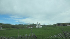 Orthodox church from the highway, Peter highland, Serbia (Paul McClure DC) Tags: church scenery serbia balkans srbija zlatibor peter sjenica may2016