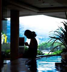 IMG_0187_1 (pavel.milkin) Tags: green water girl leaves thailand shadows phone helios 442 starbucs helios442 helioslens