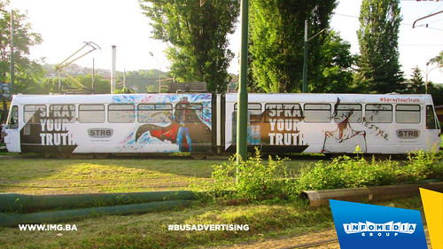 Info Media Group - STR 8, BUS Outdoor Advertising, Sarajevo 06-2016 (2)