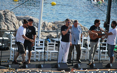 calella jul16_250 (xavit0463) Tags: costa port mar mediterraneo bo catalunya brava catalua calella palafrugell 2016 ensayos mediterrani habaneras havaneres assaig portbo