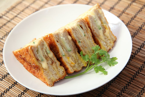 Thick Toast Chicken Sandwich