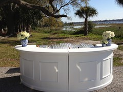 Curved Maude Bar (Snyder Events) Tags: wedding bar lounge rental charleston event maude curved snyder lowndes