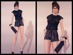 New at Collabor88 Part 2 (Janice Jupiter) Tags: fashion digital photoshop blog 3d clothing avatar style clothes sl secondlife virtual blogging cs5 janicejupiter jupiterville jupitervillestylecom