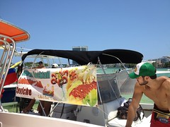 Ceviche Boat Miami Style! (miamism) Tags: boating haulover ceviche miamiviews miamirestaurants miamirealestate miamisky hauloverinlet miamism miamifood miamiboating miamisms hauloversandbar