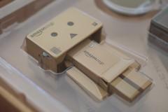 Ironborn (m.salo) Tags: toy nikon 40mm nikkor yotsuba 40mmf28 danbo amazoncojp cardbo d5100 danb