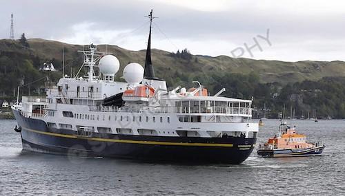 Serenissima aground