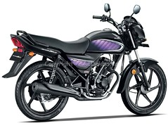 Honda Dream Neo Kick Drum Alloy ( front-view ) (girnar1) Tags: bike honda drum kick dream neo alloy frontview