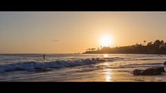 California Dreamin' (Zack Podratz) Tags: ocean california sunset sea sun beach nature 35mm canon seaside waves naturallight socal 5d sunsetlight lagunabeach circularpolarizer beachside lateday rockyshore 1635mm wavescrashing ef1635mmf28liiusm 5dm3 mainbeachpark