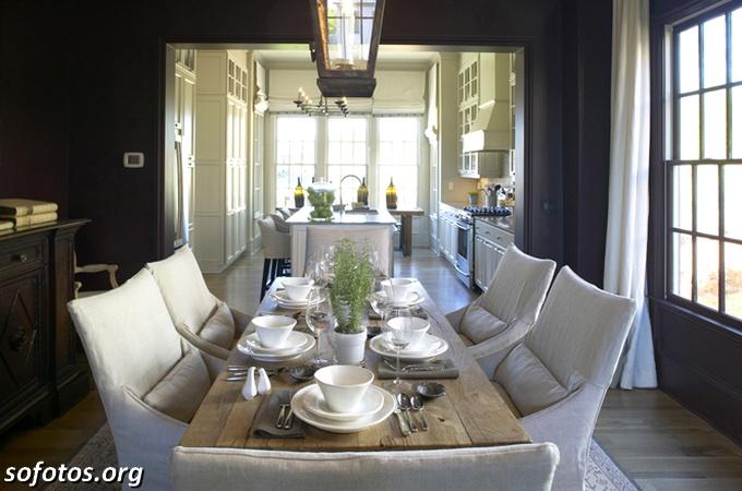 Salas de jantar decoradas (4)