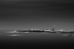 Algery (Geir.Pe) Tags: longexposure bw white seascape black norway nikon nikkor 70300mm hordaland sotra nd110 d7000