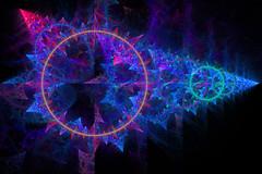 Points Forever (deadenedglow) Tags: infinity math fractal apophysis