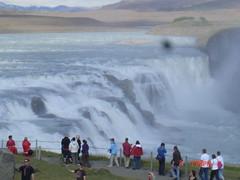 Islandia. Gullfoss. (escandio) Tags: waterfall islandia gullfoss 2009 catarata scislandia