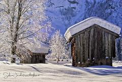 abtenauwintersabinejacobs004 - Copy (BusyBee Photography) Tags: schnee winter snow mountains alps salzburg landscape austria town europe village berge alpine alpen alpin oesterreich winterlich winterlandschaften abtenau tennengebirge lammertal