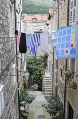 Dubrovnik laundry (sblinn) Tags: street city streets europe croatia laundry grad dubrovnik hrvatska dalmatia dalmacija