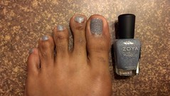 ZOYA NYX Pixie Dust (NailPolishDude23) Tags: feet foot zoya toes toe nail polish nails pedicure nailpolish toenails footfetish pedi sexytoes sexyfeet