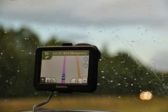 On Road (faungg's photos) Tags: rain gps raining road  on