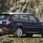 The All-New Range Rover Sport - Loire Blue thumbnail