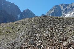 Morene in Comba dOren (Inklaar) Tags: summer alps zomer bergen alpen alpi itali valledaosta morene x100 2013 perquis fujifilmx100 inklaar:see=all
