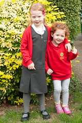 She's my sister (Snoop Baggie Bag) Tags: schooluniform amélie 2013 éowyn