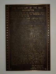 2013.09.15 (Kaemattson) Tags: patriotspoint southcarolina charleston usnavy navy military ship greyhull sc intercoastalwaterway mountpleasant atlanticocean eastcoast