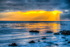 Malibu Sunset ! Nikon D800E HDR Socal Malibu Landscape / Seascape Photography 14-24mm f/2.8 G ED AF-S Nikkor Wide Angle Zoom Lens (45SURF Hero's Odyssey Mythology Landscapes & Godde) Tags: show california sunset lens landscape ed photography landscapes photo los high nikon raw gallery dynamic angle zoom angeles d wide wideangle malibu southern socal hollywood mp nikkor 36 range 800 hdr afs megapixel d800 matix photomatix f28g 1424mm d800e vision:beach=079 vision:sunset=098