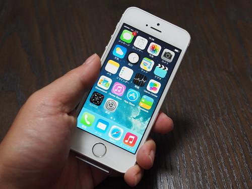 iPhone5s 表