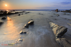 Barrika (saki_axat) Tags: summer seascape beach bizkaia barrika canonikos