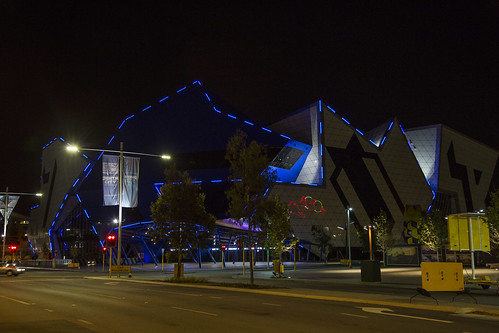 Arena by Night