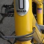 Insera bicycle head badge logo thumbnail