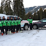 13/14 BC Ski Team Men (left to right) Nick Cooper, Dominic Unterberger, Broderick Thompson, Patrick Carry, Brodie Seger, Martin Grasic, Blake Ramsden, Johnny Crichton PHOTO CREDIT: Gordie Bowles