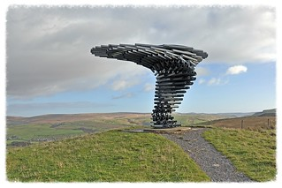 Singing Ringing Tree, Crown Point, Lancashire