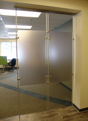 Reception Area Privacy Panels