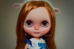 SugarLuna Custom Blythe #58