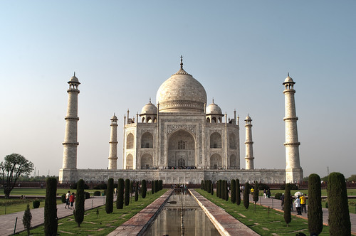 The White Taj