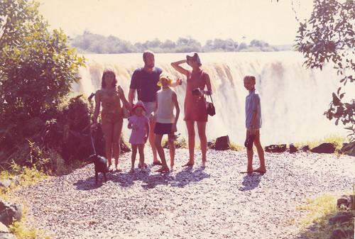 Victoria Falls, Rhodesia (1971)